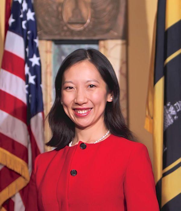 Leana Wen, M.D. M.Sc. FAAEM, Commissioner of Health, Baltimore City